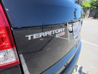 2013 Ford Territory TX Seq Sport Shift Wagon.