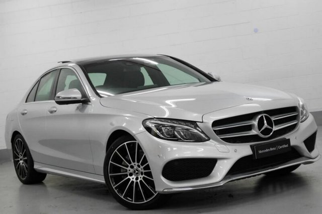 Used Mercedes-Benz C220 d 9G-Tronic, Southport, 2018 Mercedes-Benz C220 d 9G-Tronic Sedan
