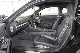 2014 Porsche Cayman Coupe.