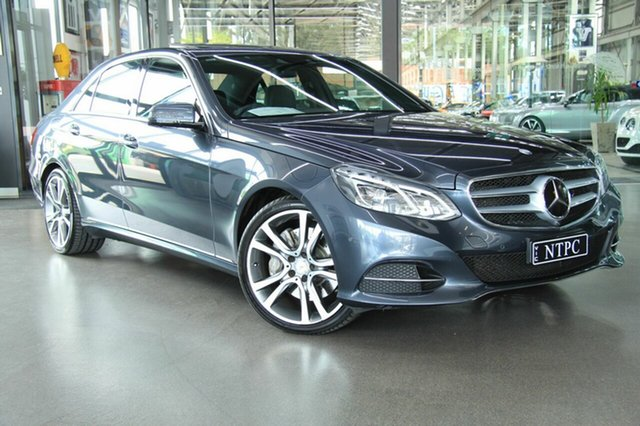 Used Mercedes-Benz E400 7G-Tronic +, North Melbourne, 2013 Mercedes-Benz E400 7G-Tronic + Sedan
