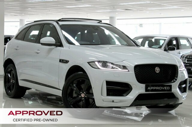 Used Jaguar F-PACE 25T R-Sport AWD, Concord, 2017 Jaguar F-PACE 25T R-Sport AWD Wagon