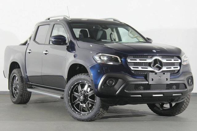 Demonstrator, Demo, Near New Mercedes-Benz X-Class, Narellan, 2018 Mercedes-Benz X-Class