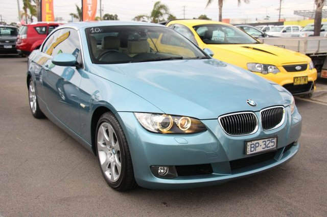 Used BMW 325i Steptronic, Cheltenham, 2007 BMW 325i Steptronic Convertible
