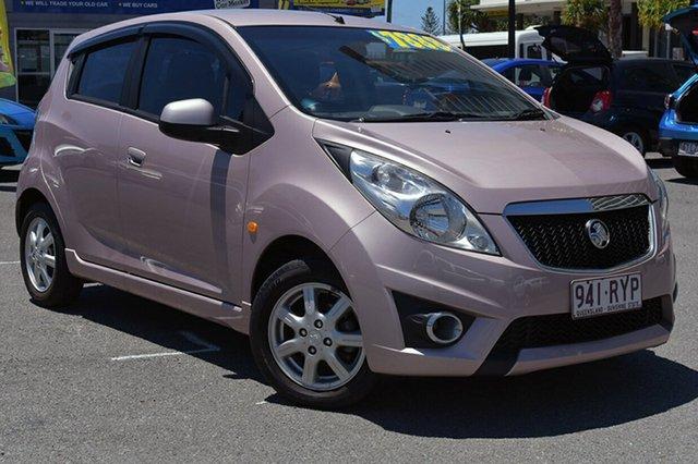 Used Holden Barina Spark CD, Southport, 2011 Holden Barina Spark CD Hatchback
