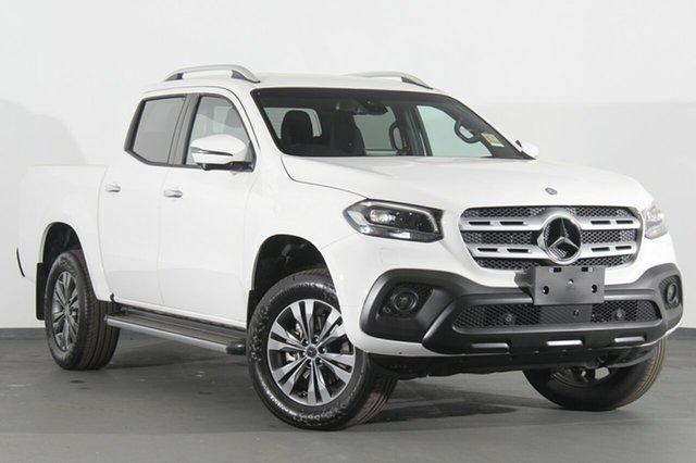 Demonstrator, Demo, Near New Mercedes-Benz X-Class X250d 4MATIC Progressive, Narellan, 2018 Mercedes-Benz X-Class X250d 4MATIC Progressive Utility