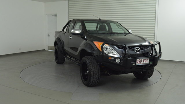 Used Mazda BT-50 XTR Freestyle, Southport, 2015 Mazda BT-50 XTR Freestyle Utility