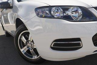 2012 Ford Falcon EcoLPi Ute Super Cab Utility.