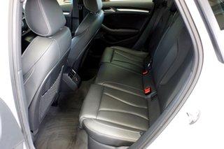 2014 Audi S3 Sportback S tronic quattro Hatchback.