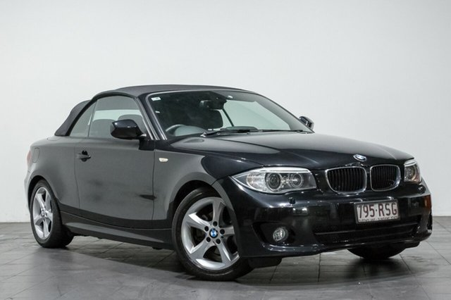 Used BMW 118d Steptronic, Rozelle, 2011 BMW 118d Steptronic Convertible
