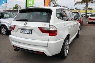 2008 BMW X3 si Steptronic Wagon.