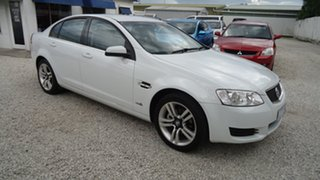 2011 Holden Commodore Omega Sedan.