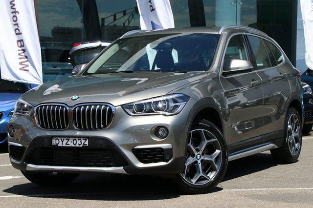 Used BMW X1 sDrive 18D, Brookvale, 2017 BMW X1 sDrive 18D Wagon