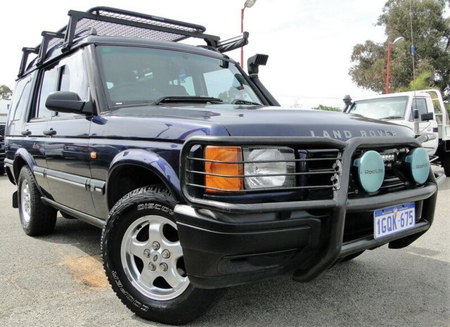 Used Land Rover Discovery Td5, Bellevue, 2001 Land Rover Discovery Td5 Wagon