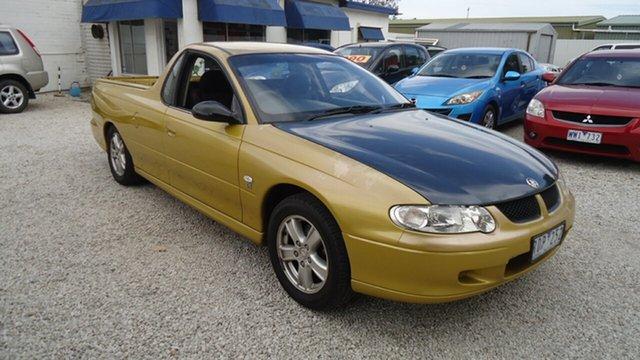 Used Holden Ute S, Seaford, 2001 Holden Ute S Utility