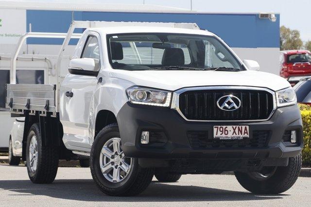 Used LDV T60 PRO, Bowen Hills, 2018 LDV T60 PRO Cab Chassis