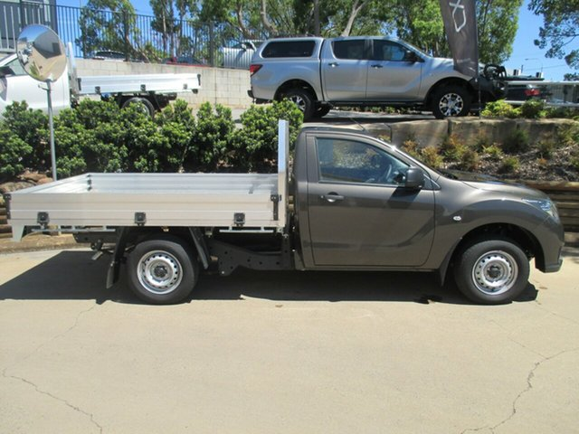 Discounted Demonstrator, Demo, Near New Mazda BT-50 XT 4x2, Toowoomba, 2018 Mazda BT-50 XT 4x2 Cab Chassis
