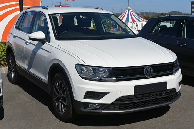 New Volkswagen Tiguan 132TSI DSG 4MOTION Comfortline, Southport, 2018 Volkswagen Tiguan 132TSI DSG 4MOTION Comfortline Wagon