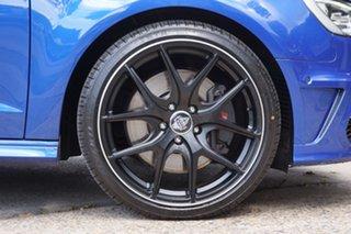 2015 Audi S3 Sportback S tronic quattro Hatchback.