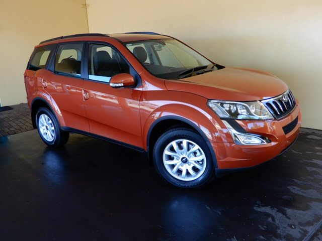 New Mahindra XUV500 W8 (fwd), Toowoomba, 2018 Mahindra XUV500 W8 (fwd) Wagon