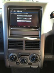 2006 Nissan Cube Cubic Sedan.