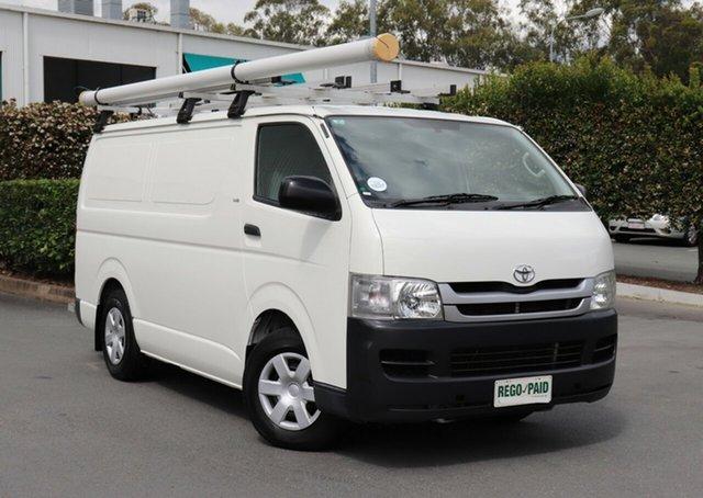 Used Toyota Hiace LWB, Acacia Ridge, 2007 Toyota Hiace LWB KDH201R MY08 Van