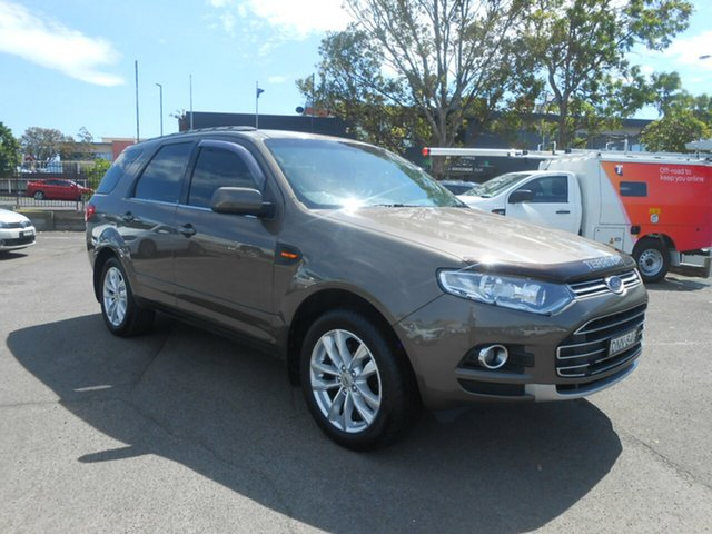 Used Ford Territory TS Seq Sport Shift, Nowra, 2011 Ford Territory TS Seq Sport Shift Wagon