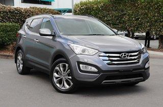 Used Hyundai Santa Fe Highlander, Acacia Ridge, 2013 Hyundai Santa Fe Highlander DM MY13 Wagon