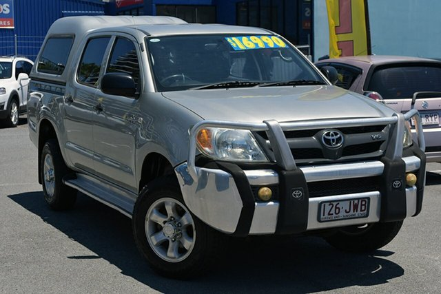 Used Toyota Hilux SR 4x2, Southport, 2006 Toyota Hilux SR 4x2 Utility