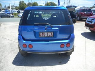 2004 Holden Cruze Wagon.