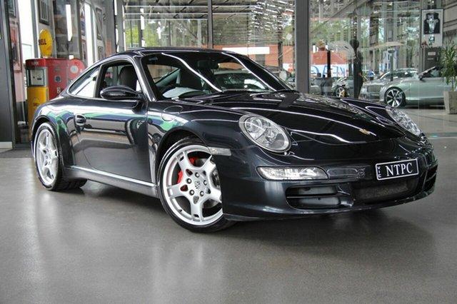 Used Porsche 911 Carrera S, North Melbourne, 2004 Porsche 911 Carrera S Coupe