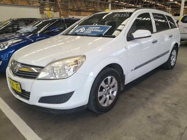Used Holden Astra CD, Cardiff, 2008 Holden Astra CD Wagon