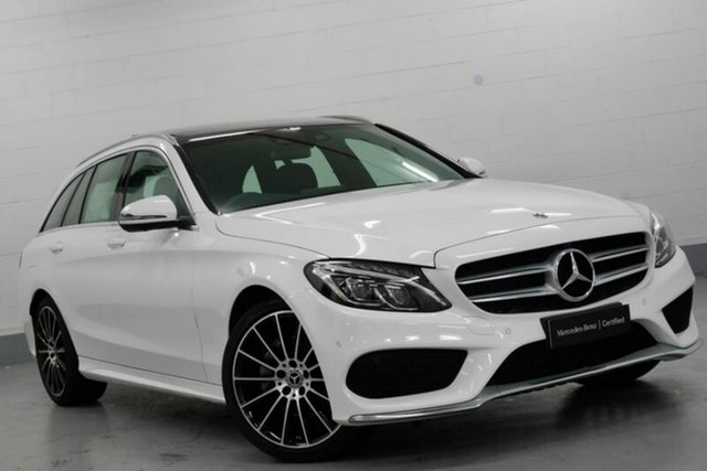 Used Mercedes-Benz C200 Estate 9G-TRONIC, Southport, 2018 Mercedes-Benz C200 Estate 9G-TRONIC Wagon