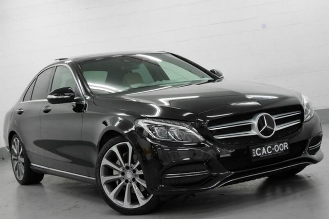 Used Mercedes-Benz C250 BlueTEC 7G-Tronic +, Southport, 2014 Mercedes-Benz C250 BlueTEC 7G-Tronic + Sedan