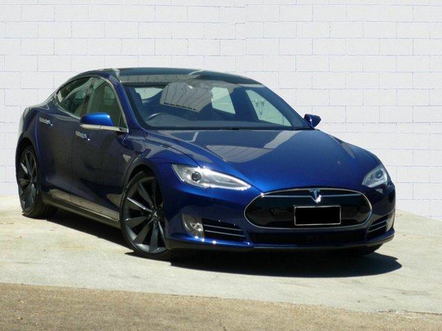 Used Tesla Model S 85D, Moorooka, 2015 Tesla Model S 85D Hatchback