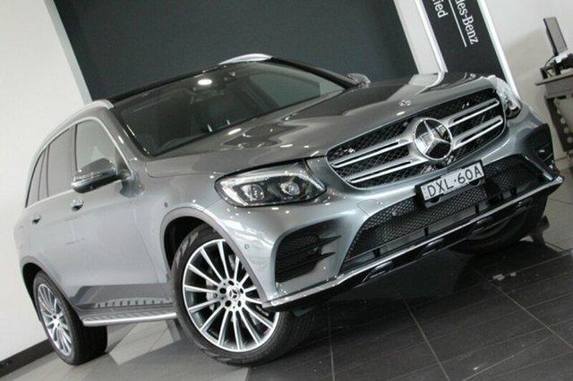 Used Mercedes-Benz GLC250 9G-TRONIC 4MATIC, Southport, 2018 Mercedes-Benz GLC250 9G-TRONIC 4MATIC Wagon