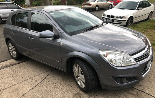 Used Holden Astra CD, Glen Waverley, 2008 Holden Astra CD Hatchback
