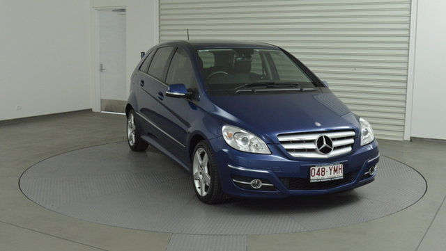 Used Mercedes-Benz B200 Turbo, Southport, 2009 Mercedes-Benz B200 Turbo Hatchback