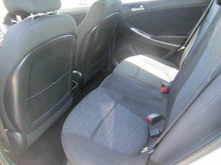 2015 Hyundai Accent Hatchback.