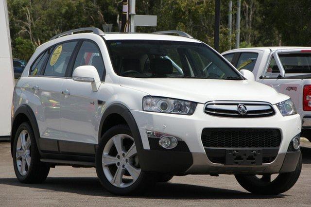 Used Holden Captiva 7 AWD LX, Caloundra, 2012 Holden Captiva 7 AWD LX Wagon