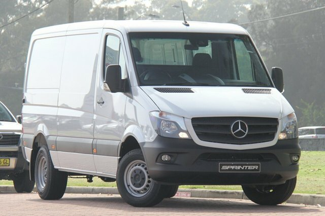 Discounted Demonstrator, Demo, Near New Mercedes-Benz Sprinter 416CDI Low Roof MWB 7G-Tronic, Southport, 2018 Mercedes-Benz Sprinter 416CDI Low Roof MWB 7G-Tronic Van