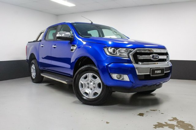 Used Ford Ranger XLT Double Cab, Cardiff, 2016 Ford Ranger XLT Double Cab Utility