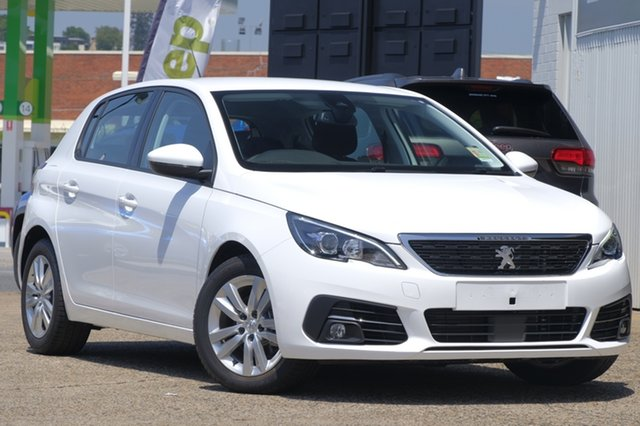Demonstrator, Demo, Near New Peugeot 308 Active, Bowen Hills, 2017 Peugeot 308 Active Hatchback
