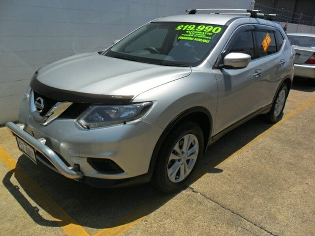 Used Nissan X-Trail ST X-tronic 2WD, Redcliffe, 2014 Nissan X-Trail ST X-tronic 2WD Wagon