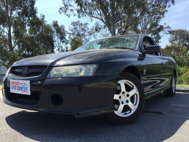 Used Holden Commodore S, Kingston, 2004 Holden Commodore S Utility