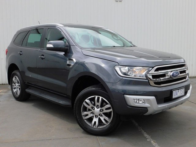 Used Ford Everest Trend (4WD), Sebastopol, 2017 Ford Everest Trend (4WD) Wagon
