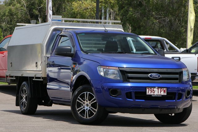 Used Ford Ranger XL 4x2, Caloundra, 2013 Ford Ranger XL 4x2 Utility