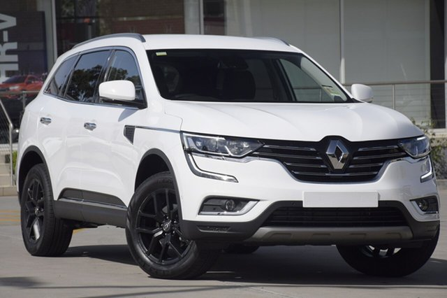 Discounted Demonstrator, Demo, Near New Renault Koleos Zen X-tronic, Southport, 2018 Renault Koleos Zen X-tronic Wagon