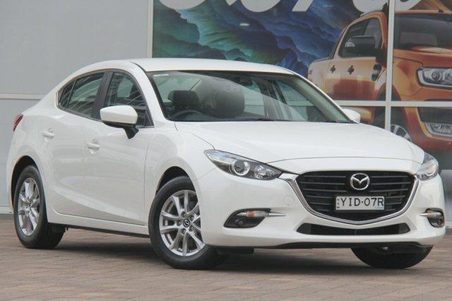 Used Mazda 3 Touring SKYACTIV-Drive, Southport, 2017 Mazda 3 Touring SKYACTIV-Drive Sedan