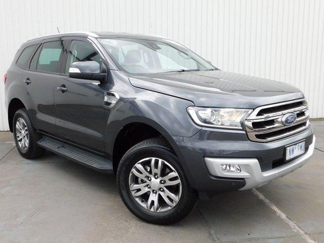Used Ford Everest Trend (rwd), Sebastopol, 2017 Ford Everest Trend (rwd) Wagon