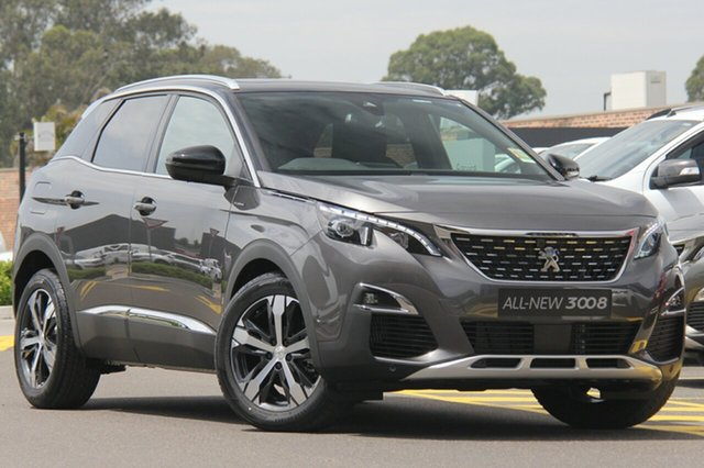 Discounted New Peugeot 3008 GT Line SUV, Southport, 2018 Peugeot 3008 GT Line SUV SUV